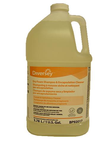 Diversey Foam Shampoo Amp Encapsulation Cleaner Taski Tr101