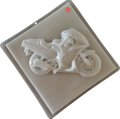 Motorcycle / Motocicleta.