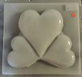 3 Hearts / 3 Corazones