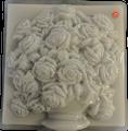 Roses Flower Arrangement  / Arreglo Floral de Rosas