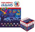 Panini 2015 Copa America Sticker Album Collection  (350 Stickers + 1 Free album)