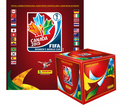 FIFA Women's World Cup 2015 Canada Sticker Collection + Album (50 Sticker Packets 350 stickers)