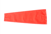"6"" x 24""L Nylon Replacement Windsock"