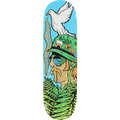 "This is the Corey Goonan ""Solution"" Pro Model Deck from ALL I NEED Skateboards in size 8.25"" x 31.75"" . Its 8 plys of hardrock canadian maple pressed in the United States. At Charmcity we fully back AIN because they are skater owned and operated and put out a high quality product! #GoodPeeps"