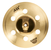 "SABIAN 10"" AAX Air Splash Brilliant Finish"
