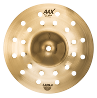 "SABIAN 10"" AAX Aero Splash Brilliant"