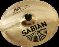 "SABIAN 13"" AA El Sabor Salsa Splash Brilliant Finish"