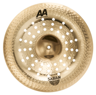 "SABIAN 17"" AA Holy China Brilliant Finish"