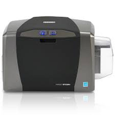 50100 - Printer Fargo DTC 1250e Dual Side
