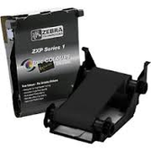 800011-101 - Zebra Load-N-Go™ monochrome ribbon for ZXP Series 1 Black