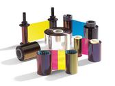 45102 - Ribbon Fargo Standard Black w/ Cleaning Roller (1000 Prints)