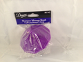 Diane #8145 Shampoo Massage Brush (Purple)