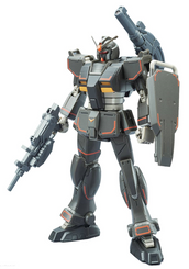 Gundam High Grade: RX-78-01 Gundam Local Type (N. American) Model Kit