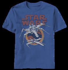 Star Wars 'My Squadron' Adult X-Wing T-Shirt