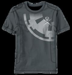 Star Wars 'Vader Fade' Adult Mesh T-Shirt