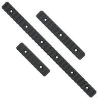 "This TACMOD MIL-STD-1913 modular rail kit includes one 12"" long rail, one 6"" medium rail, and one 3"" short rail."