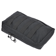 The S7 Tactical Black MOLLE Compatible Bipod Pouch (158-505)