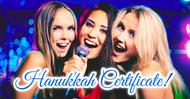 Z.V.A. Gift Certificate