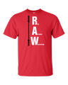 RAW T-Shirt (Mens) -- Real Authentic Weightlifting