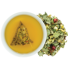 Chamomile Lemon, Pyramid Tea Bag