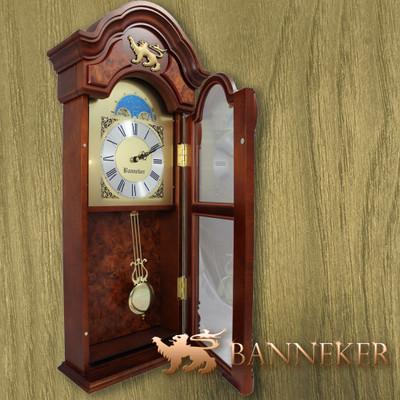 Baby Grandfather Wall Clock