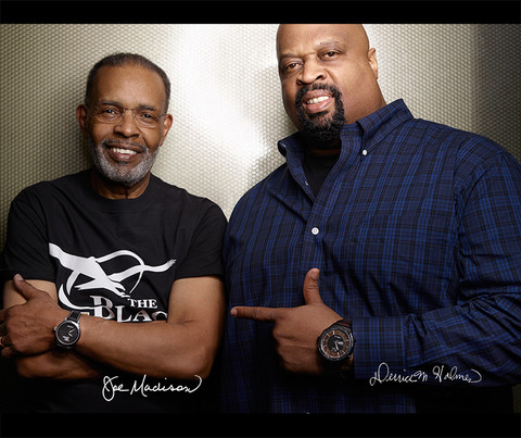 Banneker Founder/CEO Derrick Holmes on Joe Madison / Black Eagle Show via SiriusXM Radio