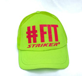 #FIT Neon Yellow  Trapper Trucker Hat (UNISEX )