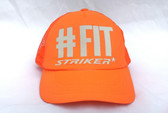 #FIT Orange  Trapper Trucker Hat (UNISEX )