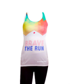 Brave The Run  Racer Back