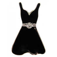 Black Dress Key Finder - FREE SHIPPING