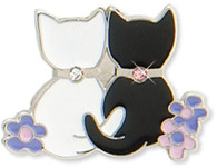 Two Kitties  Key Finder