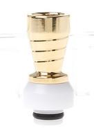 Wide Bore 510 Drip Tip w/ Insulator