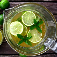 Lime Sweet Tea