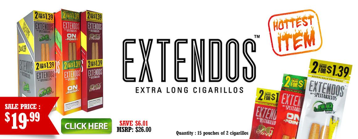 Extendos by Splitarillos now in stock!