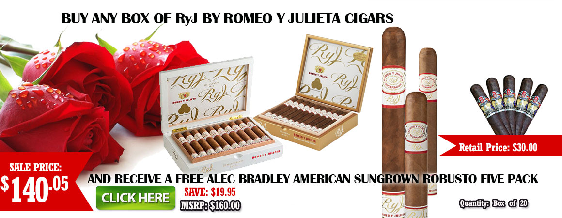 RyJ by Romeo Y Julieta