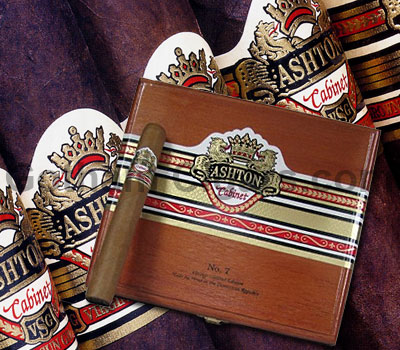 Buy Ashton Cabinet Cigars at the lowest prices for cigars online at GothamCigars.com - Click here