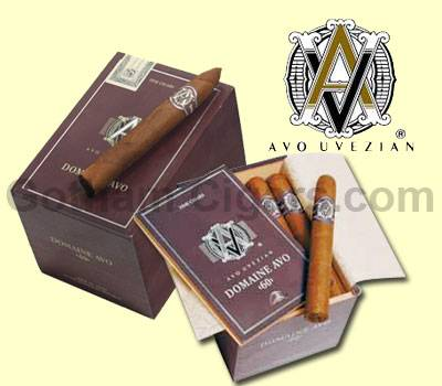 Buy Avo Domain Cigars at the lowest prices online at GothamCigars.com - Click here