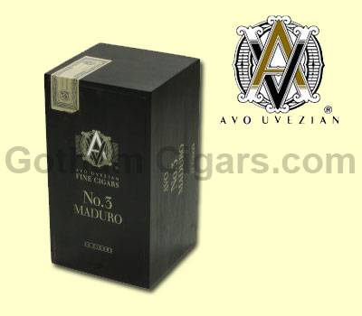 Buy Avo Maduro Cigars at the lowest prices for cigars online at GothamCigars.com - Click here