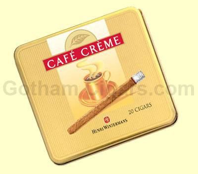 Buy Cafe Creme Cigars at the lowest prices for cigars online at GothamCigars.com - Click here