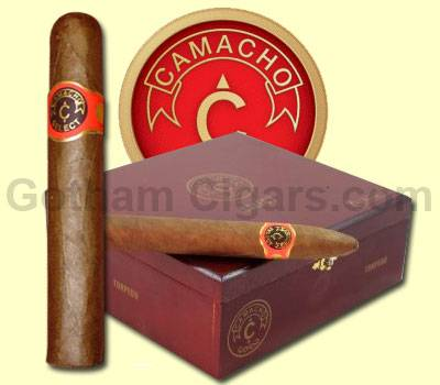 Buy Camacho Select Cigars at the lowest prices online at GothamCigars.com - Click here