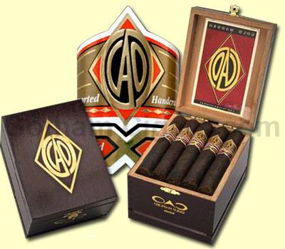 Buy CAO Gold Maduro Cigars at the lowest prices online at GothamCigars.com - Click here