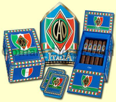 Buy CAO Italia Cigars at the lowest prices online at GothamCigars.com - Click here