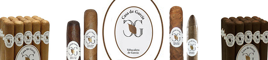 Case de Garcia Connecticut Cigars
