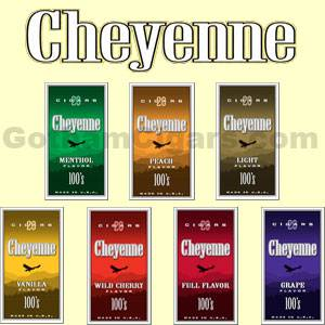Buy Cheyenne Filtered Cigars at the lowest prices for cigars online at GothamCigars,com - Click here!