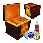 Get great cigar humidor closeout deals.