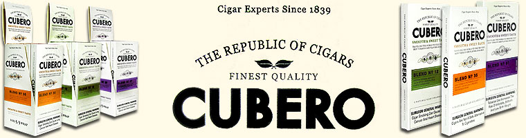Cubero Cigars at the lowest prices online. Click here!