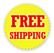Buy any box of selected brands and get free shipping!