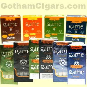 Buy Game Cigars at the lowest prices at GothamCigars.com - Click here!