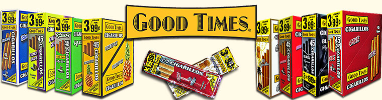 Buy Good Times Cigars at the lowest prices online at GothamCigars.com - Click here!