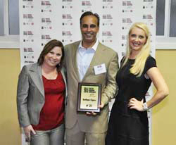 Gotham Wins the Fst 50 Award for being one of the fastest growing companies in the Miami area.